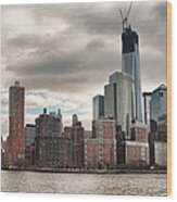 One World Trade Center Wood Print