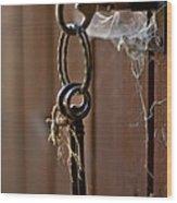 Open Again Wood Print by Georgia Fowler