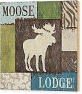 Open Season 1 Wood Print