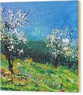 Orchard 564150 Wood Print