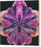 Orchid Digi Wood Print