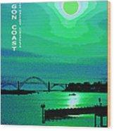 Oregon Coast IIi Wood Print