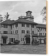 Oregon - The Columbia Gorge Hotel Wood Print