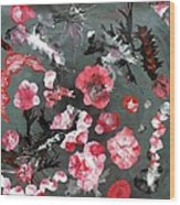 Oriem Wood Print