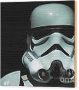Original Stormtrooper Wood Print
