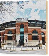 Oriole Park - Camden Yards Wood Print