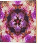 Orion Nebula Iv Wood Print