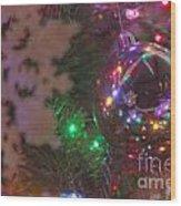 Ornaments-2096 Wood Print