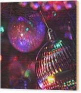 Ornaments-2159 Wood Print