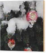 Ornaments Wood Print