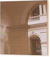 Osgoode Hall Law School Wood Print