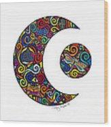 Osiris Wood Print