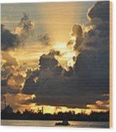 Osj 8778 Wood Print