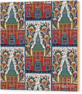 Ostermalm Saluhall  Wood Print