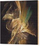 Ostrich 2 Marucii Wood Print