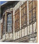 Ottoman Architecture Wood Print