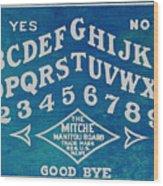 Ouija Board 2 Wood Print