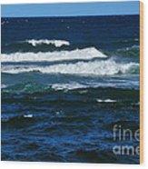 Our Beautiful Ocean 2 Wood Print