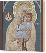 Our Lady Of Mt. Carmel 255 Wood Print