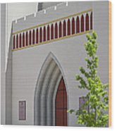 Our Lady Of The Atonement Church Wood Print