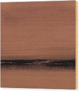 Our Oceans  The Continental Dividers  1133-12 Wood Print