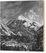 Ouray Colorado Wood Print