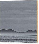 Outer Hebrides Wood Print
