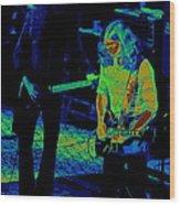 Outlaws #20 Crop 3 Cosmic Wood Print