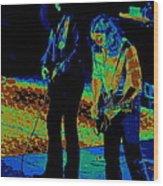 Outlaws #31 Crop 2 Art Cosmic Wood Print