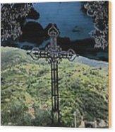 Outlook Cross Monterosso Wood Print