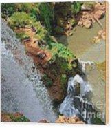 Ouzoud Falls Morocco Wood Print