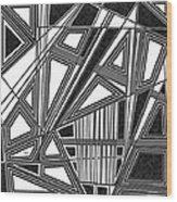 Overmind Wood Print