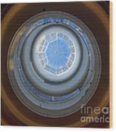 Overture Center Rotunda Wood Print