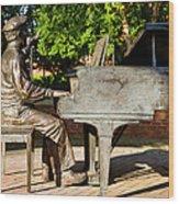 Owen Bradley Memorial Wood Print