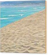 Oxnard Shores Wood Print