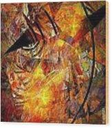 Ozyrys 692 - Marucii Wood Print