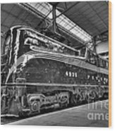 Pa Diesel Electric 4935 Wood Print