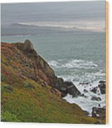 Pacific Coast Colors Wood Print