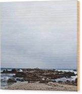 Pacific Horizon Wood Print