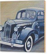 Packard 1940 Wood Print