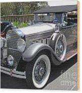 Packard Dietrich Side View Wood Print