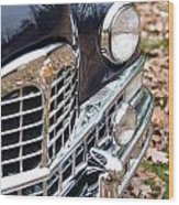 Packard Grill Wood Print