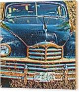 Packard II Wood Print