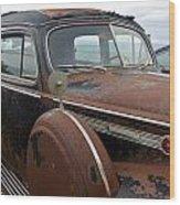 Packard One-eighty Wood Print