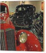 Packards Wood Print
