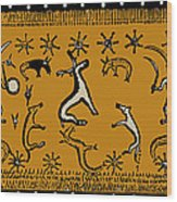 Pagan Rituals Wood Print