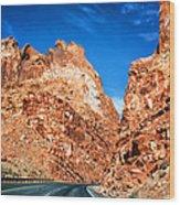 Page Arizona Wood Print