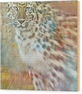 Paint Me A Cheetah Wood Print