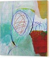 Paint Solo 2 Wood Print