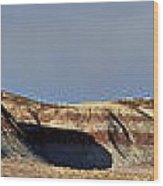Painted Desert 1 Wood Print